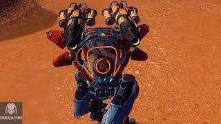 Download MRK II CARNAGE/EMBER | The Carnage Returns 1.4 Million Damage | War Robots Video