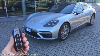 Download A Day w/ the 2017 Porsche Panamera Turbo - Road Test Video