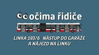 Download POV očima řidiče autobusu - nástup a nájezd na linku Video