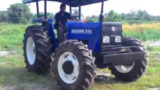 Download Fiat Tractor 70 66 S Testing Video