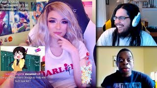 Download Imaqtpie Gets Carried by Nightblue3? | Kadeem718 Pentakill | Voyboy | Shiphtur | LoL Funny Moments Video