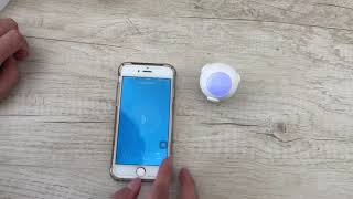 Download NEO COOLCAM WIFI pir motion sensor Video