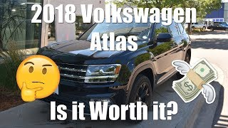 Download 2018 Volkswagen Atlas, is it ready for Colorado? Video