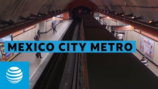 Download AT&T Wireless Work Begins on Mexico City's Subway   AT&T Video