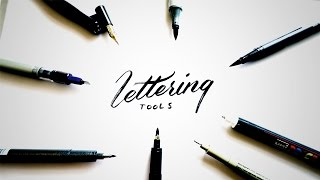 Download Logo Design And Hand Lettering Equipment 2016 Video