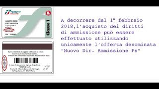 Download Comprare on line il biglietto (ferroviere) su Trenitalia Video