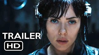 Download Ghost in the Shell Official Trailer #1 (2017) Scarlett Johansson Action Movie HD Video