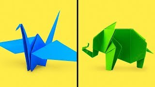 Download 18 ORIGAMIS DE PAPEL DIYs FÁCEIS DE SE FAZER Video