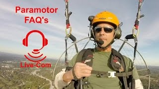 Download Powered Paragliding - FAQ's about Paramotoring Video