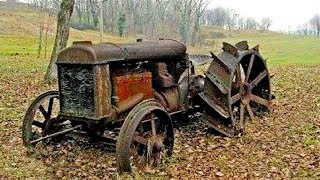 Download Old Tractors - First Start In Many Years | Diesel Engine Cold Start After Years Video