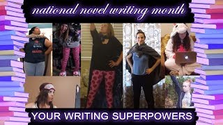 Download Your Writing Superpowers (featuring the WordNerds) Video