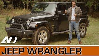 Download Jeep Wrangler Unlimited - Literalmente es no tener límites. Video