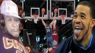 Download THE SIDE OF JAVALE THE MEDIA DOESN'T SHOW! JAVALE MCGEE TOP 10 PLAYS & DUNKS REACTION! Video