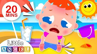 Download Hot & Cold (Opposites Song) | Kids Songs & Nursery Rhymes by Little Angel Video