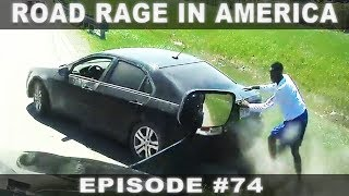 Download ROAD RAGE IN AMERICA #74 / BAD DRIVERS USA, CANADA / NORTH AMERICAN DRIVING FAILS Video