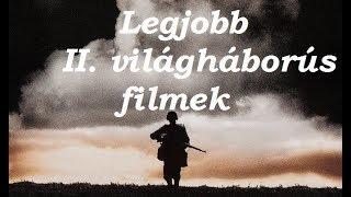 Download Top 10: LEGJOBB II. VILÁGHÁBORÚS FILMEK Video