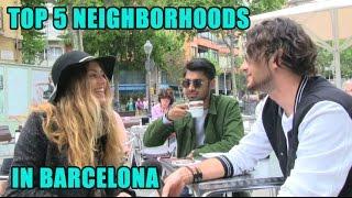 Download SuiteLife's 5 best neighborhoods in barcelona Video
