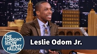 Download Leslie Odom Jr. Almost Witnessed Shonda Rhimes Fight Art Garfunkel Video