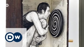 Download Street artist ″Levalet″ | Euromaxx Video