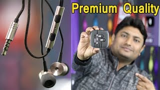Download Best Earphones   1MORE Piston Classic   Premium Earphones Unboxing & Review Video