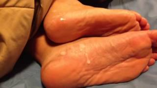 Download Sleeping mature feet Video