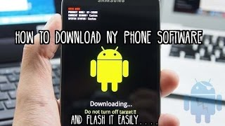 Download How to Download Any Smartphone Software ? And Flash It.....Easily Video