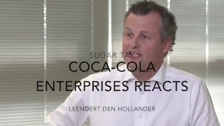 Download Exclusive: Coca-Cola reacts to the sugar tax Video