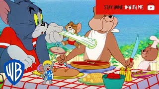 Download Tom & Jerry   Top 10 Most Delicious Food Moment   WB Kids Video