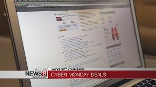 Download Tips and deals for saving on Cyber Monday Video