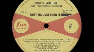 Download Don't You Just Know It - Huey ″Piano″ Smith Video