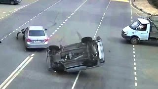 Download Crazy Russian Drivers - Car Crashes JANUARY / FEBRUARY 2014 Video