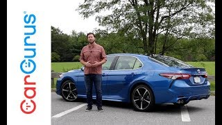 Download 2018 Toyota Camry | CarGurus Test Drive Review Video