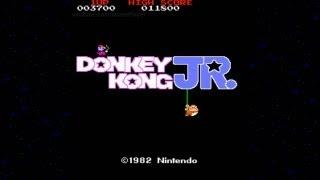 Download Donkey Kong JR. 1982 Nintendo Mame Retro Arcade Games Video