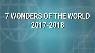 Download 7 WONDERS OF THE WORLD 2017-2018 Video