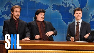 Download Weekend Update: Anthony Crispino and Angelo Skaggs - SNL Video