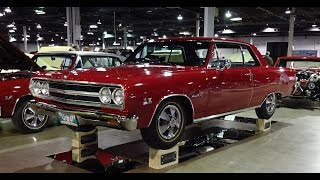 Download 1965 Chevrolet Chevy Chevelle Malibu SS 396 Z16 in Regal Red Paint - My Car Story with Lou Costabile Video