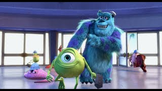 Download Monsters, Inc. 3D Trailer Video