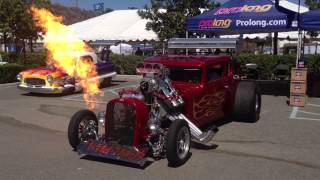 Download 3000 HP flame throwing 34 Video