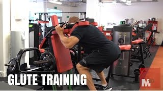 Download Glute Training - How to add size and strength Video