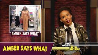 Download Amber Says What: Kamala Harris Is Running for President, Beyoncé Shopping at Target Video