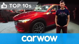 Download New Mazda CX-5 2017 revealed - Is it a VW Tiguan beater? | Top 10s Video