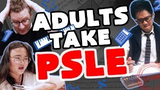 Download Adults Take PSLE Maths Paper and Almost Die Video