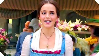 Download BEAUTY AND THE BEAST - First 5 Minutes + ALL Blu Ray Clips & Trailer (Bonus, 2017) Video