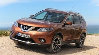 Download 2014 Nissan X-Trail 1.6 dCI - Fahrbericht einer Probefahrt - Test Drive (German) Video
