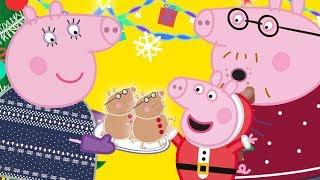 Download Kerstmis Met Familie En Vrienden 🎁 Tekenfilm   Peppa Pig Nederlands Compilatie Nieuwe Video
