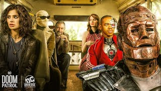 Download Doom Patrol | Extended Trailer | DC Universe | The Ultimate Membership Video