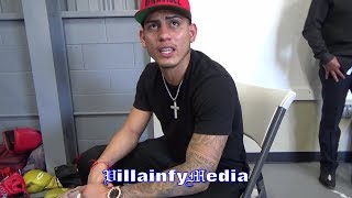 Download JOSE BENAVIDEZ GETS FIRED UP TALKING ABOUT TERENCE CRAWFORD; INSISTS HE'S BEEN DEMANDING FIGHT Video