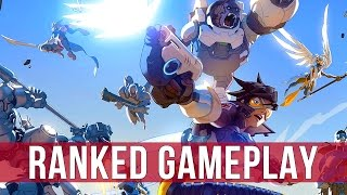Download Overwatch: Ranked Gameplay! (Competitive Play Mode) Video