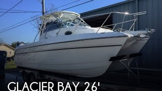 Download Used 2010 Glacier Bay 2670 Island Runner Hard Top for sale in Violet, Louisiana Video