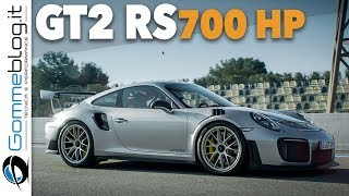 Download Porsche GT2 RS 2018: 700 HP and 340 Km/h TOP SPEED. Most INSANE 911 Performance Car Ever Video